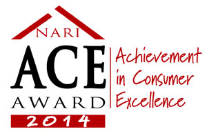 The 2014 ACE Award for Consumer Excellence