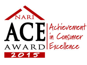 2015 ACE Award for Consumer Excellence