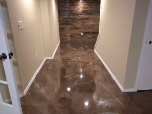 deco poly floor